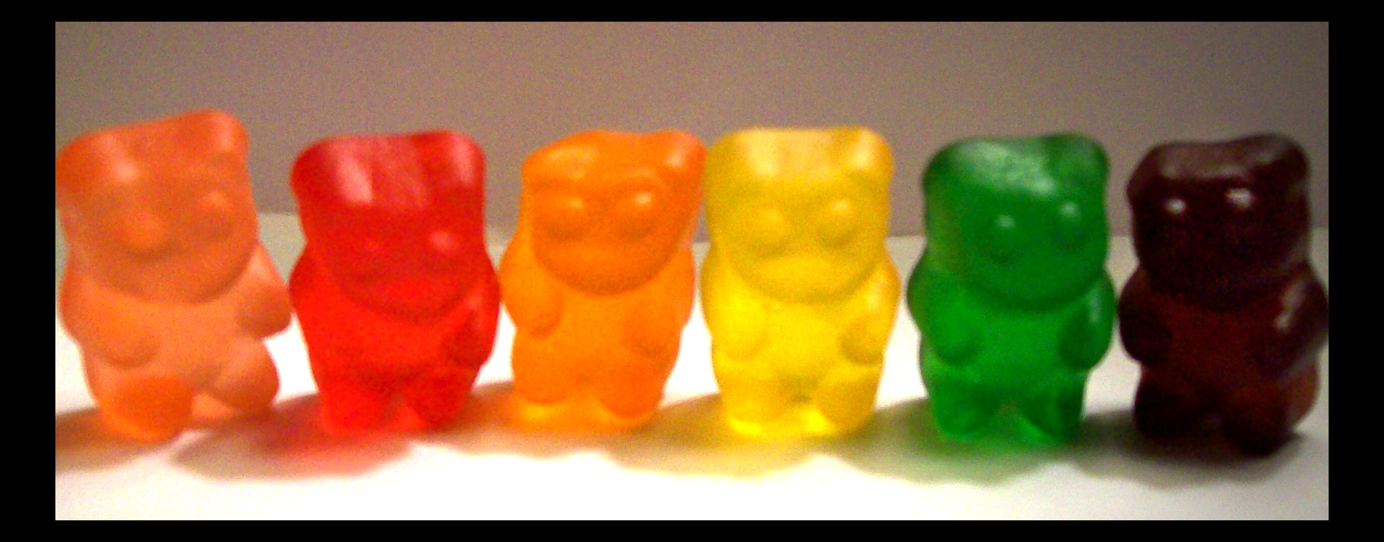 Gummy bears ist elementary twist times arubaitofo Image collections