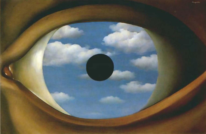 Eye-Magritte