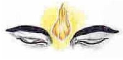 Meditating Eye