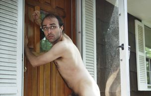 Locked Out Of House Naked 26